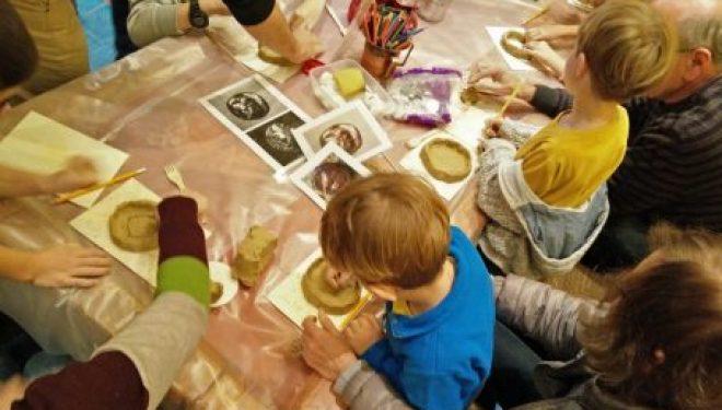 Les événements de souccot dans les musées d'Ashdod !