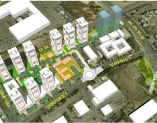 Ashdod : Présentation d'un plan de construction de 850 unités d'habitations dans la zone Weizmann