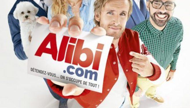 »Alibi.com» projection d'un film en français dans plusieurs salles de cinéma Israéliennes prochainement