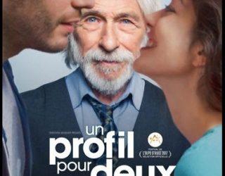 Cinéma en français a Ashkelon : »Un Profil Pour Deux» le Mardi 17 Octobre 2017