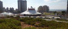 Le festival international du cirque aura lieu a Ashdod du 8 au 10 octobre 2017