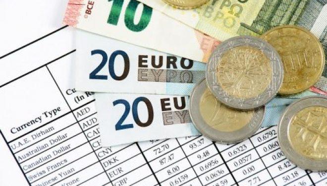 l'EURO chute face au shekel – La Banque Centrale Européenne diminue ses achats de devises