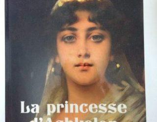 Présentation-dédicace par Claude et Paul ATTALI pour la sortie de leur livre: »La princesse d'Ashkelon»