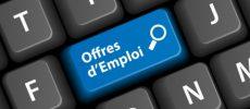 Offres d'emploi diverses a pourvoir rapidement