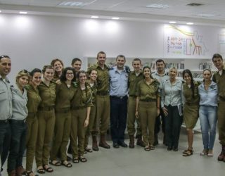 «Ashdod, est un modèle de préparation au recrutement militaire»