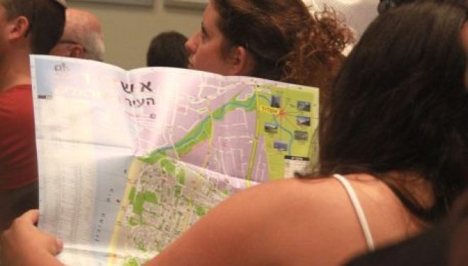 Des étudiants d'Ariel proposeront un projet de planification de la ville d'Ashdod dans 6 mois !