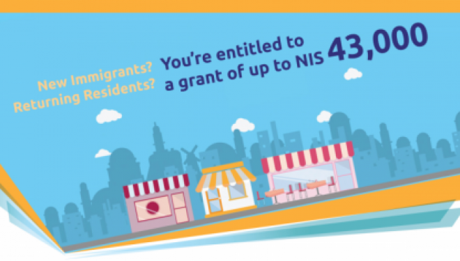 Joignez-vous à plus de 60 entreprises qui ont reçu une subvention – jusqu'à 43000 NIS
