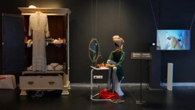 »Je t'aime, Ronit Elkabetz» exposition sur ses réalisations au Design Museum de Holon du 28/11/2017 au 30/04/2018