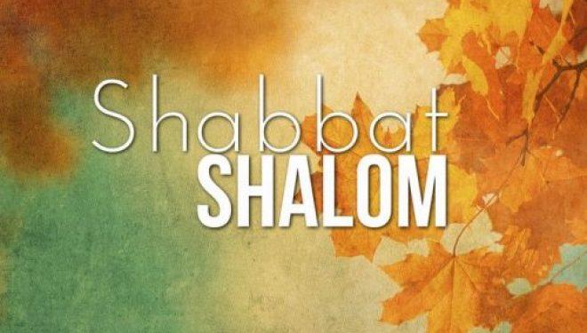 Toute l'équipe d'Ashdodcafé et de businesscafé vous souhaite shabbat shalom – date, horaires, paracha