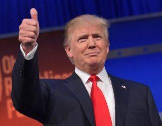 Jérusalem est la capitale d'Israël, une et indivisible ! discours de Donald Trump !