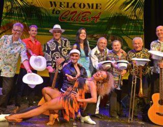 »La Bella Cubana» : Clôturons l'année sur des musiques cubaines et de la salsa au Mishkan d'Ashdod le 30/12/2017
