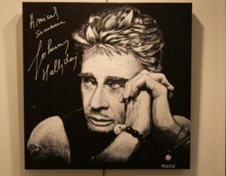 …»Vous êtes un peuple formidable, je ne vous oublierai jamais», nous non plus nous ne t'oublierons pas Johnny !