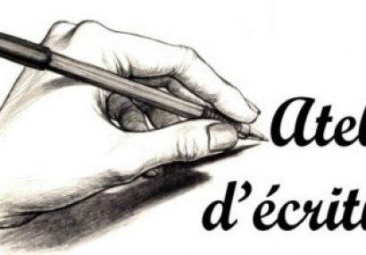 Êtes-vous déjà inscrit à l'atelier d'écriture de Smadar Sharet a Ashdod ?