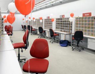 »La poste» israélienne a inauguré un centre régional de distribution de courrier à Ashdod