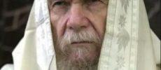 Le Rav Gershon Edelstein, 94 ans, héritier du Rav Shteinman Zal