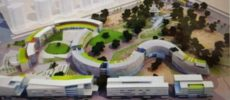 Le plan d'un nouveau quartier a été approuvé : 3000 logements, une université, des commerces …