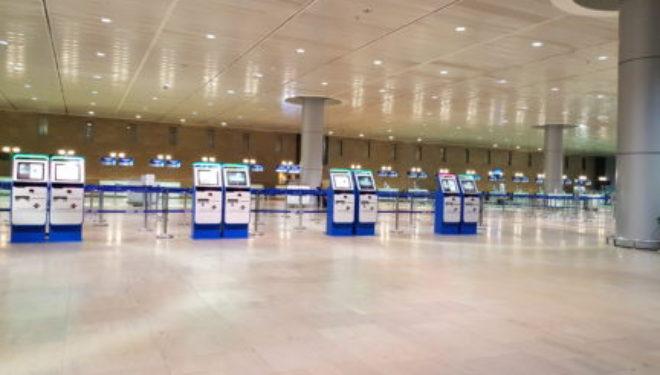 L'aéroport Ben Gourion sera classé comme »grand» en 2019
