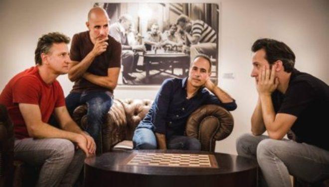 Le groupe Rockfour, un des plus importants et influents du rock israélien arrive a Beit Arié Klang d'Ashdod