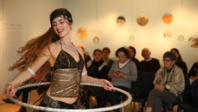 Danse dans le temps: du jazz à la danse