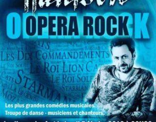 Batsheva Production et Paris Tel Aviv présentent Renaud Hantson – Opéra Rock des 4 et 5 Février 2018