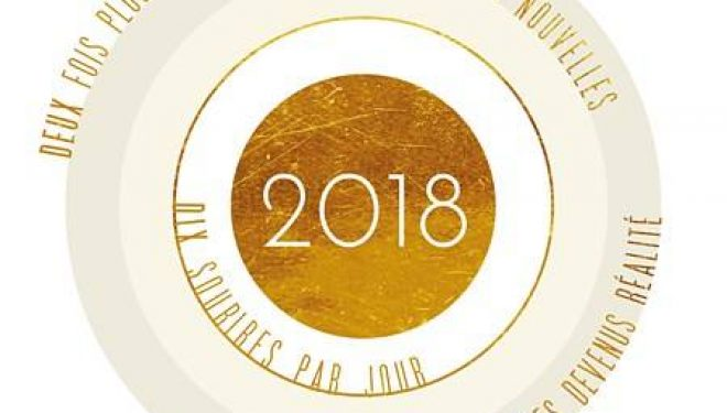 Toute l'équipe d'Ashdodcafe vous souhaite une excellente nouvelle année civile 2018 – Voir nos deals pour 2018 –