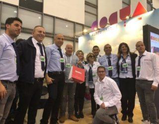 Ashdod : succès impressionnant au salon international du tourisme de Tel Aviv