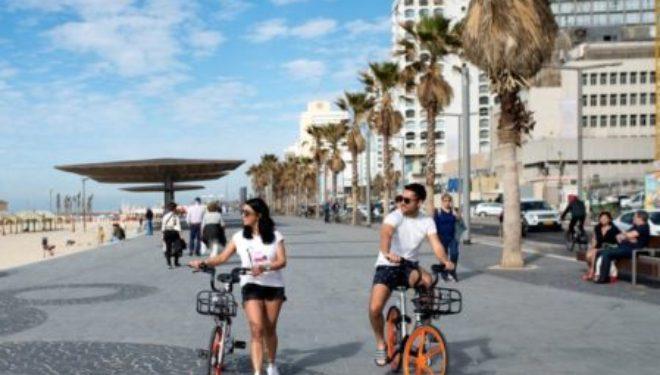 Des vélos collectifs à 4 NIS par heure ? Bientôt à Ashdod
