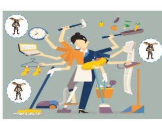 »La charge mentale…..et ses gremlins» par Muriel DERHY  conseillère en éducation