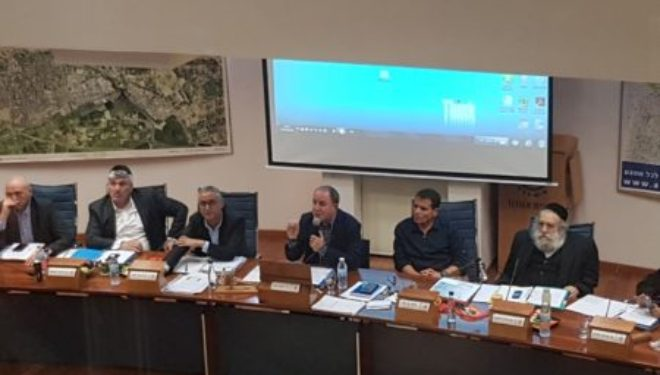 Conseil Municipal : une réunion houleuse en raison de la crise du shabbat. L'opposition a quitté la salle !