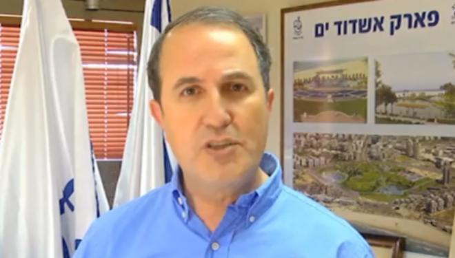 Mais quel est le plan du Maire d'Ashdod, Yehiel Lasri ????