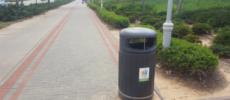 Ashdod : Nouvelles poubelles dans toute la ville