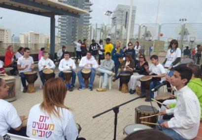 Bénévolat : Le bon esprit d'Ashdod