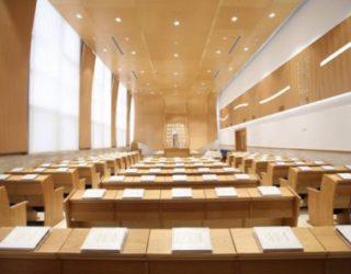 Le rêve de Klod Nahmias s'est réalisé en inaugurant une magnifique synagogue dans les KTowers