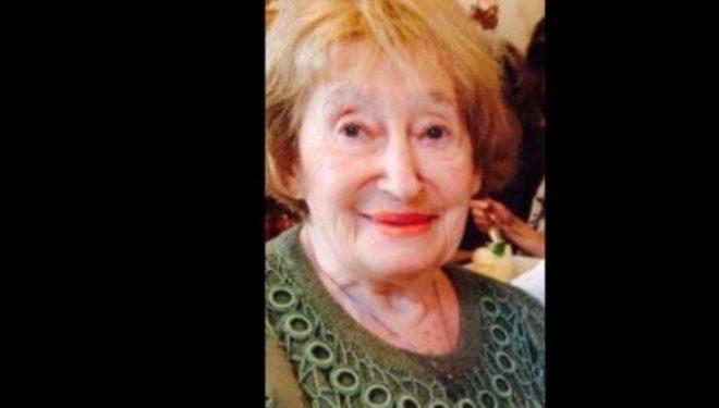Elle s'appelait Mireille Knoll, 85 ans, lâchement assassinée à Paris ! et les medias n'en parlent pas… par Meyer Habib