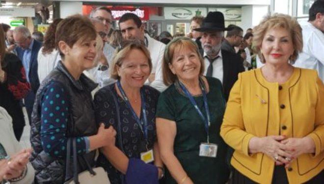 hôpital ASSUTA Ashdod  : 1er Ramat kossit pour pessah et remerciements chaleureux aux nombreux bénévoles !