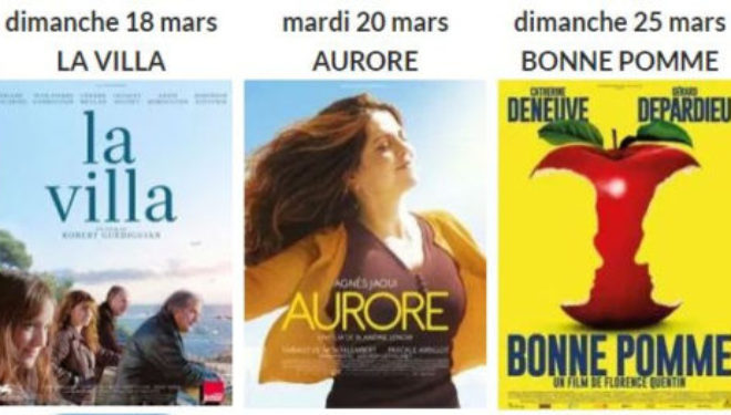 Les prochaines activités de l'Espace Francophone : cinéma, conférence et tiyoul !