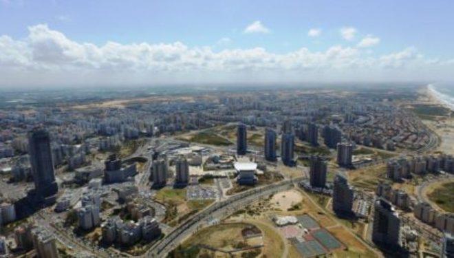 Ashdod : Les travaux de construction de l'association des vétérans de Tsahal viennent de commencer !