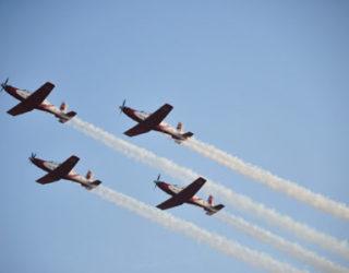 Yom Haatsmaout : Tous les horaires des vols de la force aérienne par ville dans cet article !