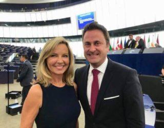 Intervention de Frédérique Ries au Parlement européen – Situation à Gaza –Merci Madame !