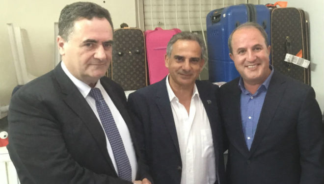 Politique : Israël Katz reçu par le Likud Ashdod