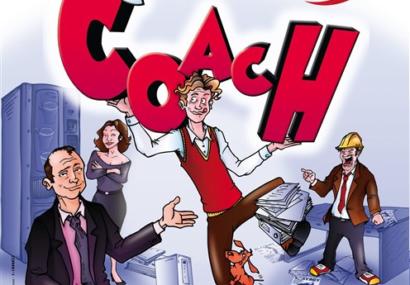 »LE COACH», une comédie hilarante à ne manquer sous aucun prétexte le 7 juin 2018 à Ashdod