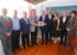 Le Ministre géorgien de l'éducation en visite à Ashdod se sent comme à la maison