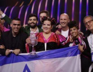 L'Israélienne Netta Barzilai remporte le concours de la chanson de l'Eurovision