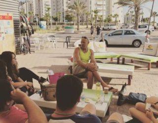Ashdod : Cafés littéraires et histoires sur la mer !