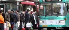 Augmentation des salaires et amélioration des conditions pour les chauffeurs d'autobus israéliens