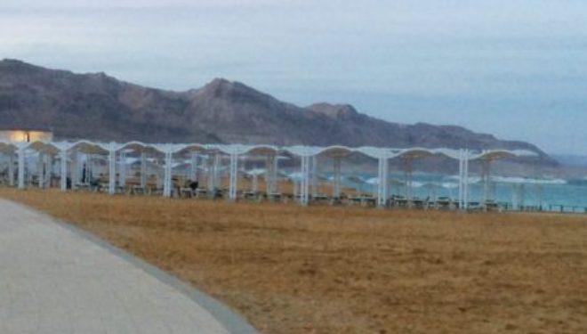 Révolution à la mer Morte ? 5 milliards de NIS, 5 000 chambres d'hôtel, des restaurants et un centre commercial