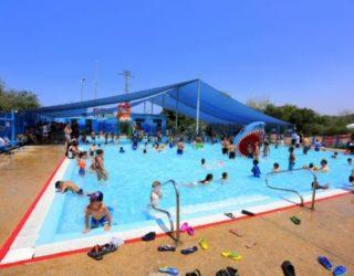La fête de l'été commence au Park Etgarim d'Ashdod !