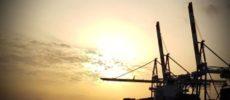 Visite nocturne du port d'Ashdod avec l'office du Tourisme le 31 juillet- Beaux compliments par Ynet sur la ville !