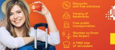 Touristes : Jérusalem lance une nouvelle carte City Pass offrant le transport et les attractions !