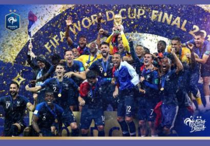 Champions du Monde !!! Merci les bleus !